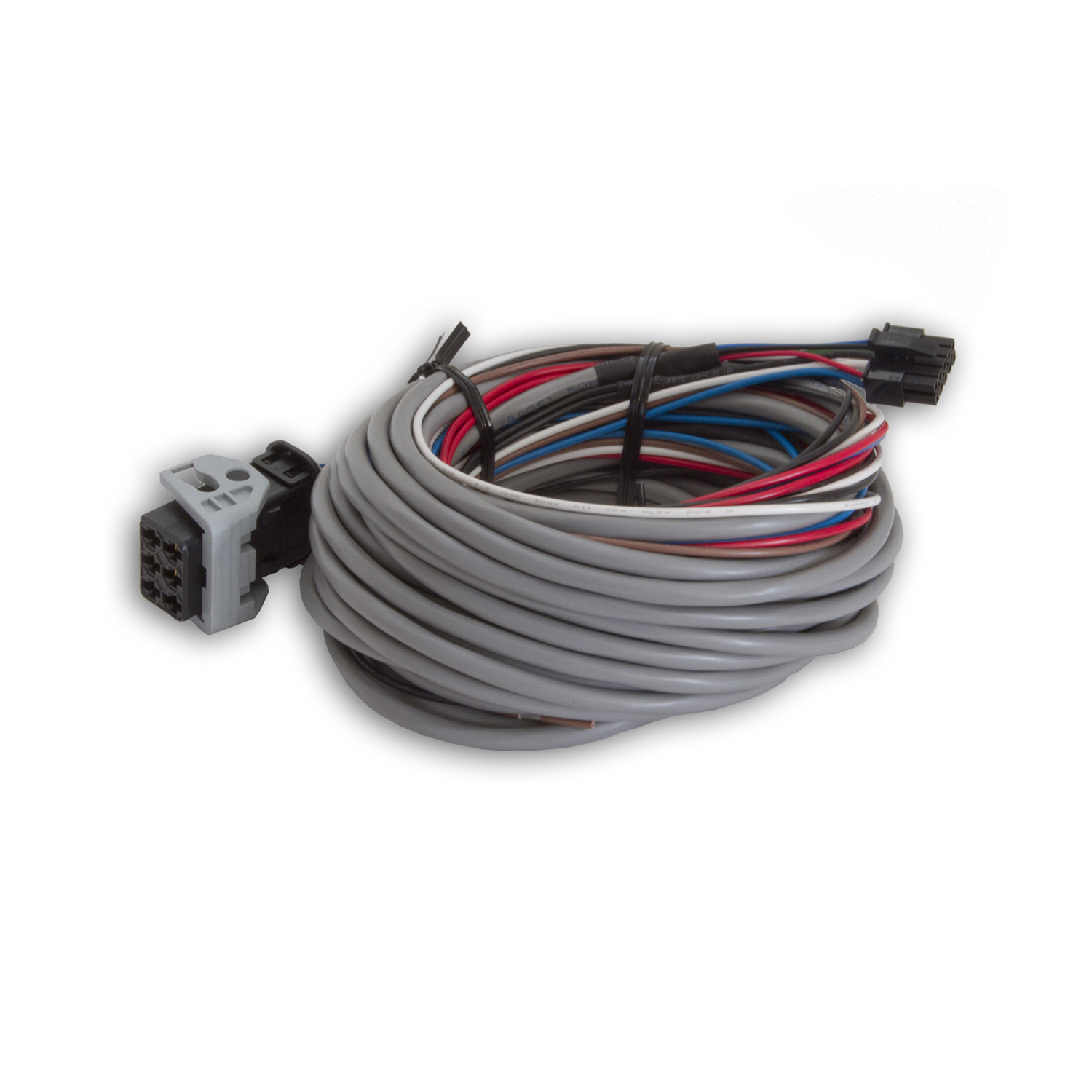 Pbz Shop Autometer Wire Harness Extension 25ft Wideband Air Wiring Fuel Ratio Street Analog 5252