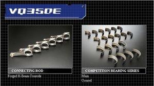 Nissan VQ35 motordelar TOMEI