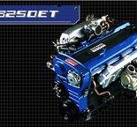 Nissan RB25 motordelar TOMEI