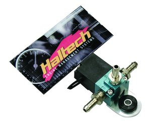 Laddtrycksventil - elektronisk