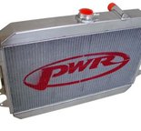 PWR vattenkylare Subaru WRX Impreza 01/02