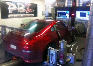 Nissan 350Z Haltech Platinum Pro