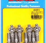ARP M8 X 1.25 X 38mm broached stud kit - 8pcs 4008012