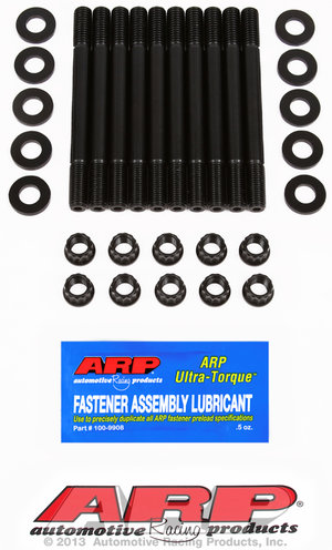 "ARP Saturn 1.9L 2-bolt main, w/1/2"" straps, main stud kit 1655401"