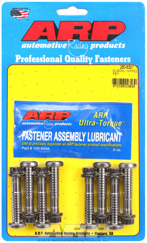 ARP Subaru EJ Series press fit rod bolt kit 2606301