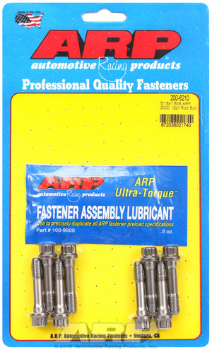 ARP General replacement steel rod bolt kit 2006210