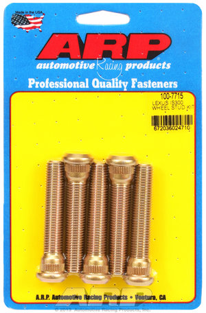 ARP Lexus IS300 wheel stud kit 1007715