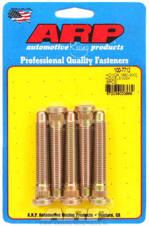 "ARP Honda '97 & later M12 X 2.85"" wheel stud kit 1007712"
