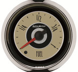 "Autometer Gauge, Fuel Level, 2 1/16"", Programmable, Cruiser 1109"