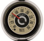 "Autometer Gauge, Water Temp, 2 1/16"", 260şF, Digital Stepper Motor, Cruiser 1155"