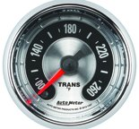 "Autometer Gauge, Trans Temp, 2 1/16"" 260şF, Digital Stepper Motor, American Muscle 1257"