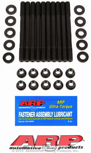 ARP Ford '03 Duratec 2.3L main stud kit 1515405