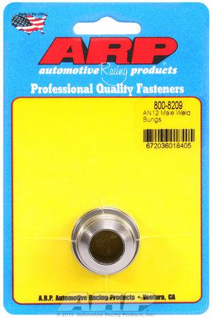 ARP AN12 male steel weld bung 8008209