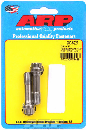 ARP General replacement ARP2000 rod bolts  2006227