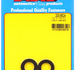 ARP 1/2 ID 7/8 OD black washers 2008524