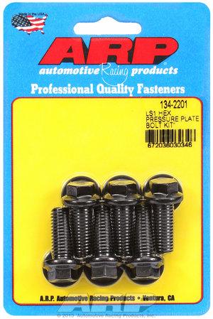 ARP SBC LS1 hex pressure plate bolt kit 1342201