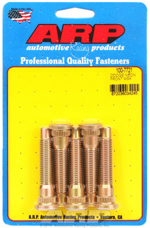 ARP Dodge Neon front wheel stud kit 1007721