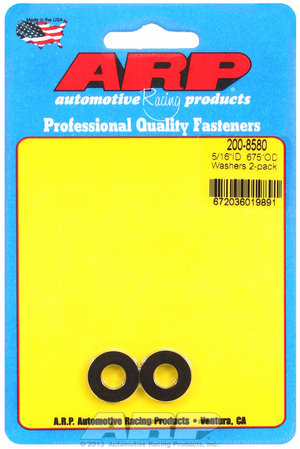 ARP 5/16 ID   .675 OD washers 2008580