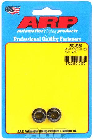 ARP M8 x 1.00 12pt nut kit 3008350
