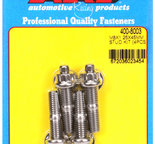 ARP M8 X 1.25 X 45mm broached stud kit - 4pcs 4008003