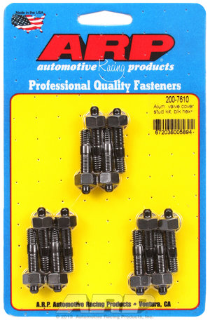 ARP Aluminum hex valve cover stud kit 2007610