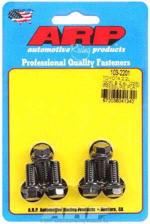 ARP Toyota 2.2L(20R) & 2.4L(22R) pressure plate bolt kit 1032201