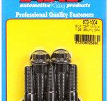 ARP M10 x 1.25 x 35 12pt black oxide bolts 6731004