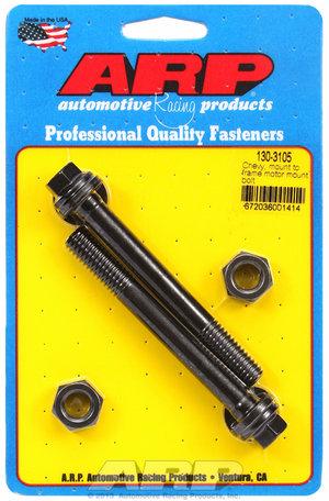 ARP Chevy, mount to frame, motor mount bolt kit 1303105