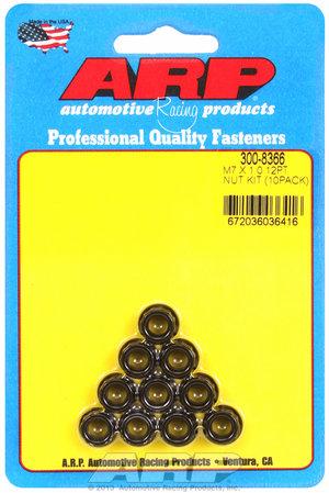 ARP M 7 X 1.00 12pt nut kit 3008366