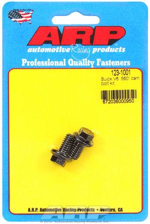 """ARP Buick V6 .560"""" cam bolt kit 1231001"""
