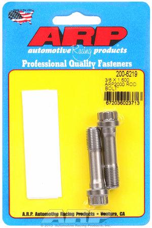 "ARP 3/8"" X 1.6 ARP2000 rod bolt kit 2006219"