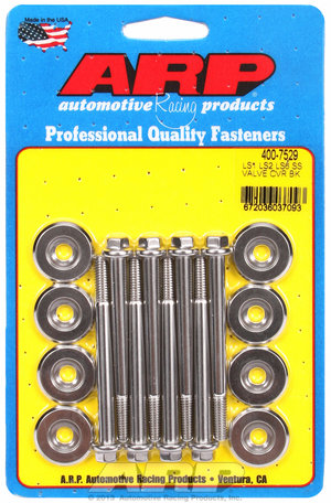 ARP LS1 LS2 hex valve cover bolt kit 4007529