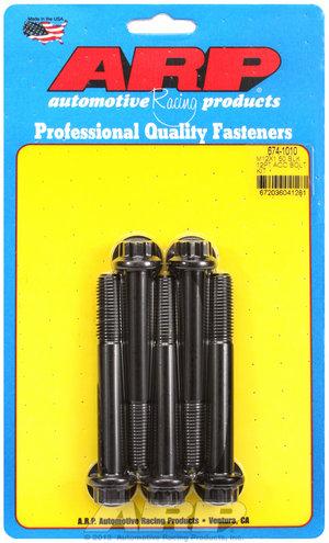 ARP M12 x 1.50 x 90 12pt black oxide bolts 6741010