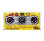 "Autometer Gauge Kit, Diesel 3 pc., BOOST/EGT/TRANS, 2 1/16"" 35psi/1600şF/250şF, Sport-Comp II 3601"