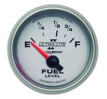 "Autometer Gauge, Fuel Level, 2 1/16"", 73?E to 10?F, Elec, Ultra-Lite II 4915"