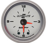 "Autometer Gauge, Clock, 2 1/16"", 12Hr, Analog, Ultra-Lite II 4985"
