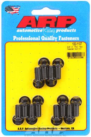 "ARP 3/8 X .750"" hex header bolt kit 1001107"