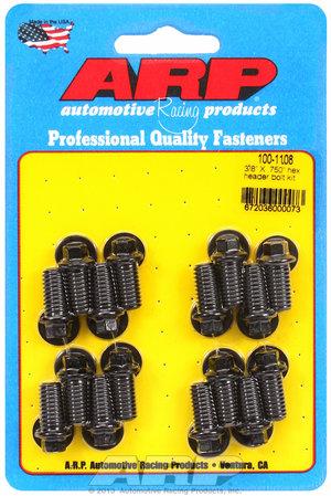 "ARP 3/8 X .750"" hex header bolt kit 1001108"