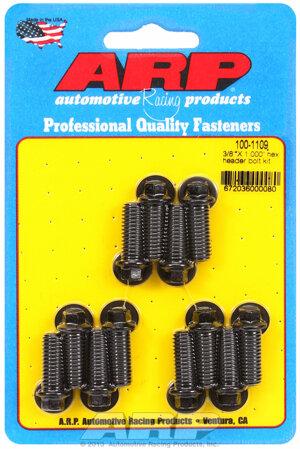 "ARP 3/8 X 1.000"" hex header bolt kit 1001109"