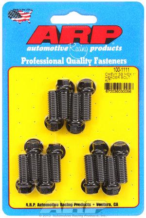 ARP SB Chevy hex header bolt kit 1001111
