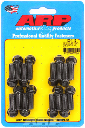 ARP BB Chevy hex header bolt kit 1001112