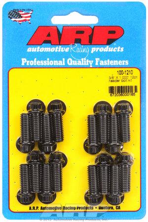 """ARP 3/8 X 1.000"""" 12pt header bolt kit 1001210"""