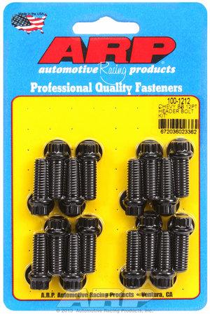 ARP BB Chevy 12pt header bolt kit 1001212