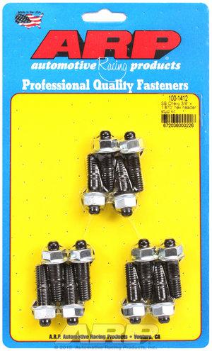 "ARP SB Chevy 3/8 x 1.670"" hex header stud kit 1001412"