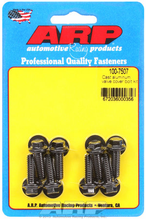 ARP Cast aluminum hex valve cover bolt kit 1007507