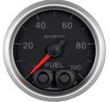 "Autometer Gauge, Fuel Press, 2 1/16"", 100psi, Digital Stepper Motor w/Peak & Warn, Elite 5671"