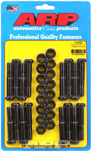 ARP AMC 343-401 '70-present rod bolt kit 1146002