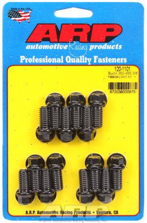 """ARP Buick 350-455 3/8"""" header bolt kit 1201101"""