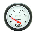 "Autometer Gauge, Fuel Level, 2 5/8"", 73?E to 10?F, Elec, Phantom 5815"