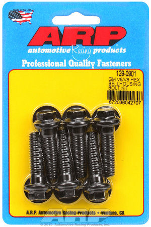 ARP GM V6/V8 hex bellhousing bolt kit 1290901